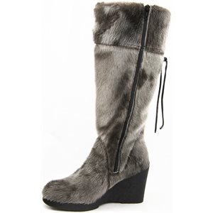 WOMEN'S NATURAL SEAL BOOTS